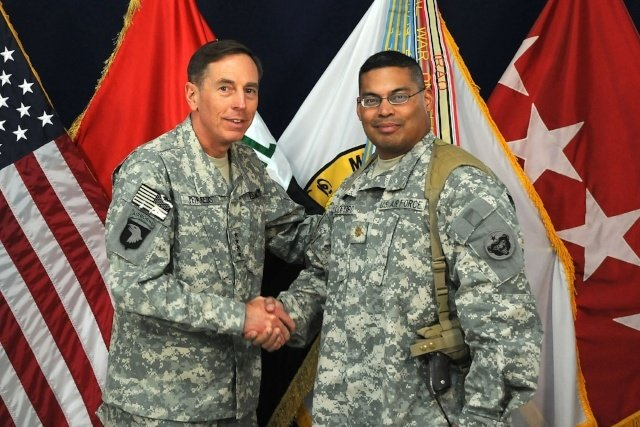 Cousin Major Daniel R Woodford with General Patraeus-457854-edited.jpg