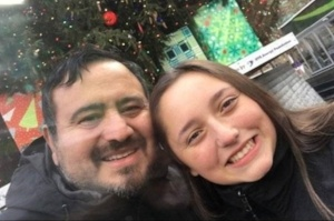 Diego and Lauren Dominguez 300