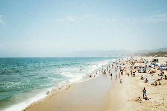 California Beach 550