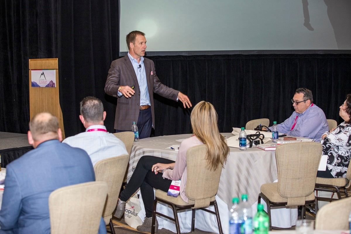 David Horsager Customer Summit Keynote Speaker1200