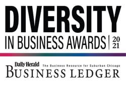 Diversity in Business Awards Logo 2021