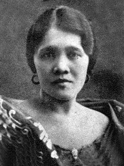 Photo of Josefa Llanes Escoda