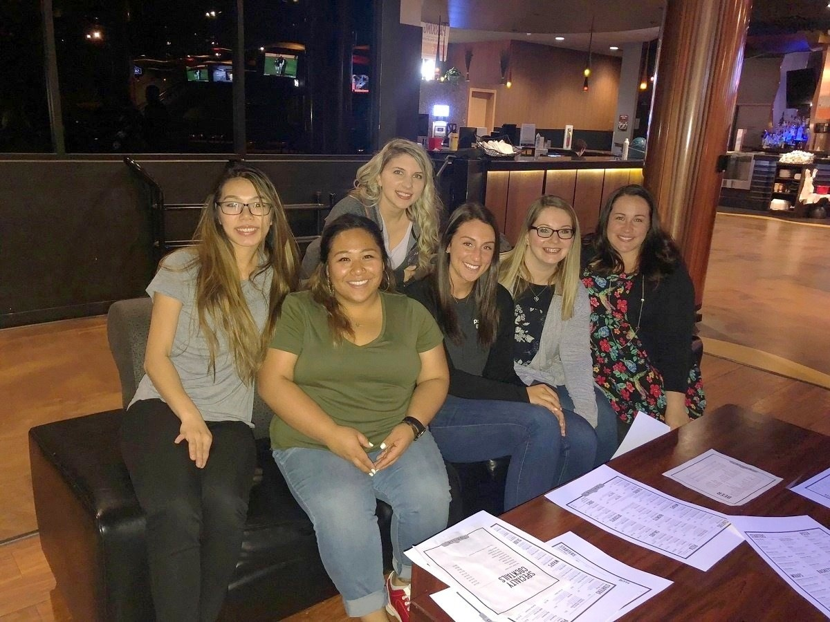 March 2018 Basecamp Bowling
