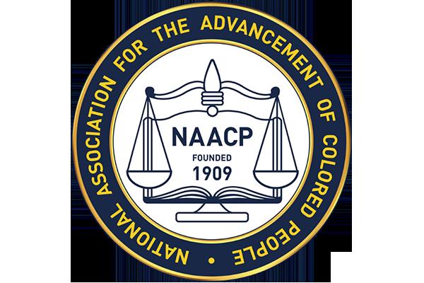 NAACP Logo via NAACP Official Website