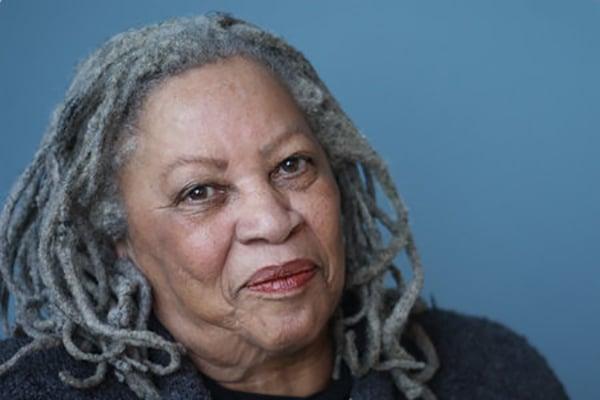Headshot of Toni Morrison via Penguin Random House