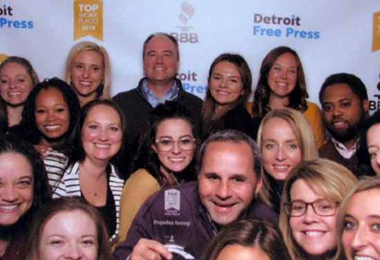 Populus Group Best Workplaces Michigan