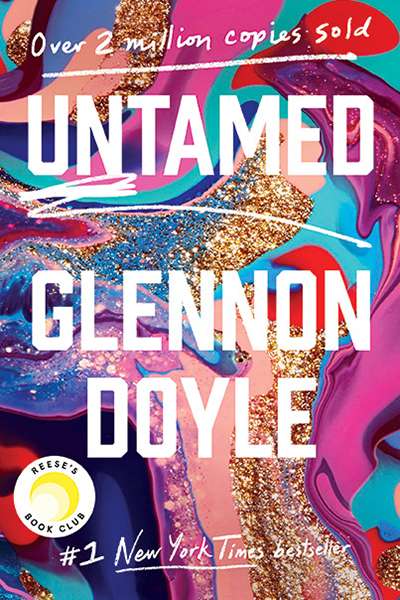Untamed by Glennon Doyle book cover.