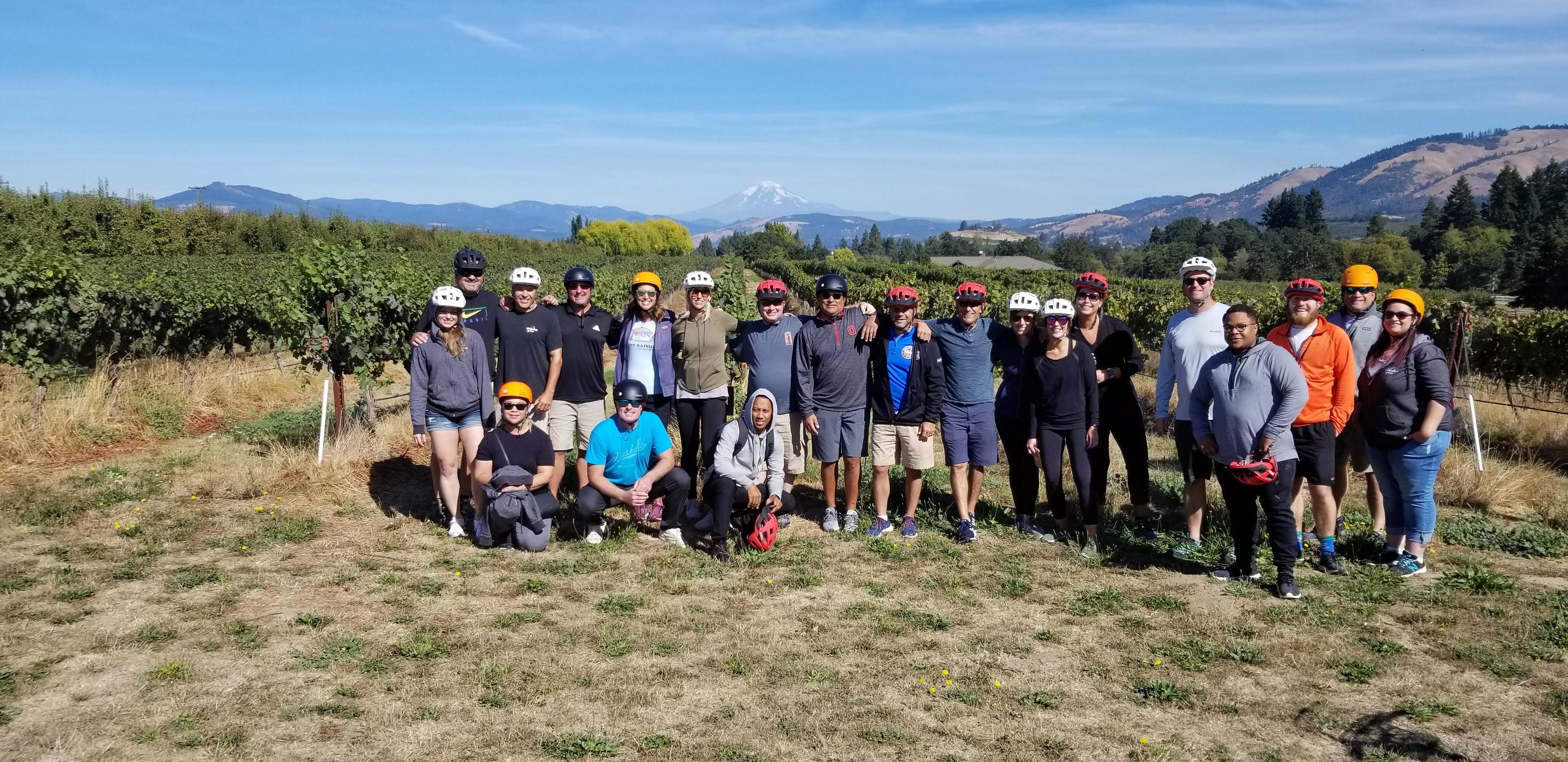 2018 Sherpa Trip, Portland, OR